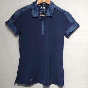 Adidas climacool golf shirt size XS (818)